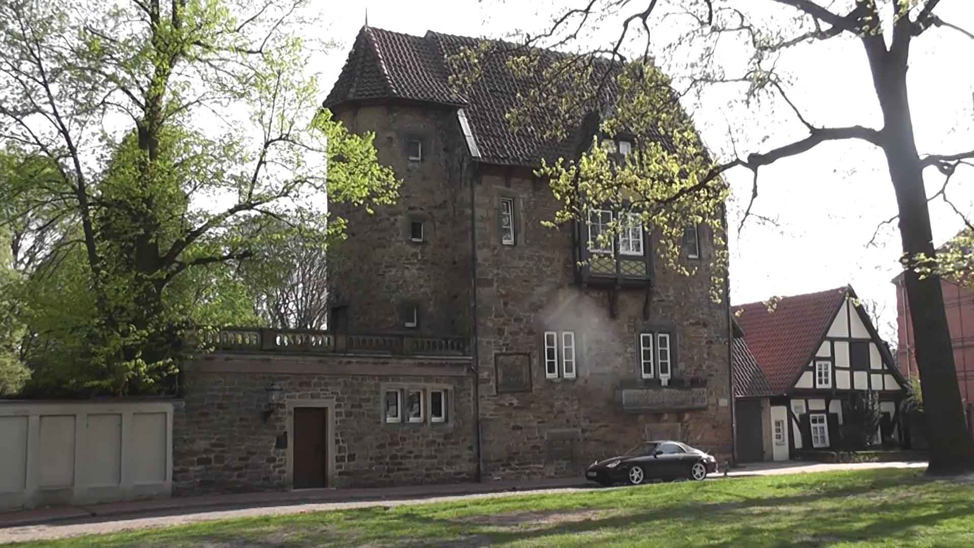 Hollesche Haus / Röbingsturm