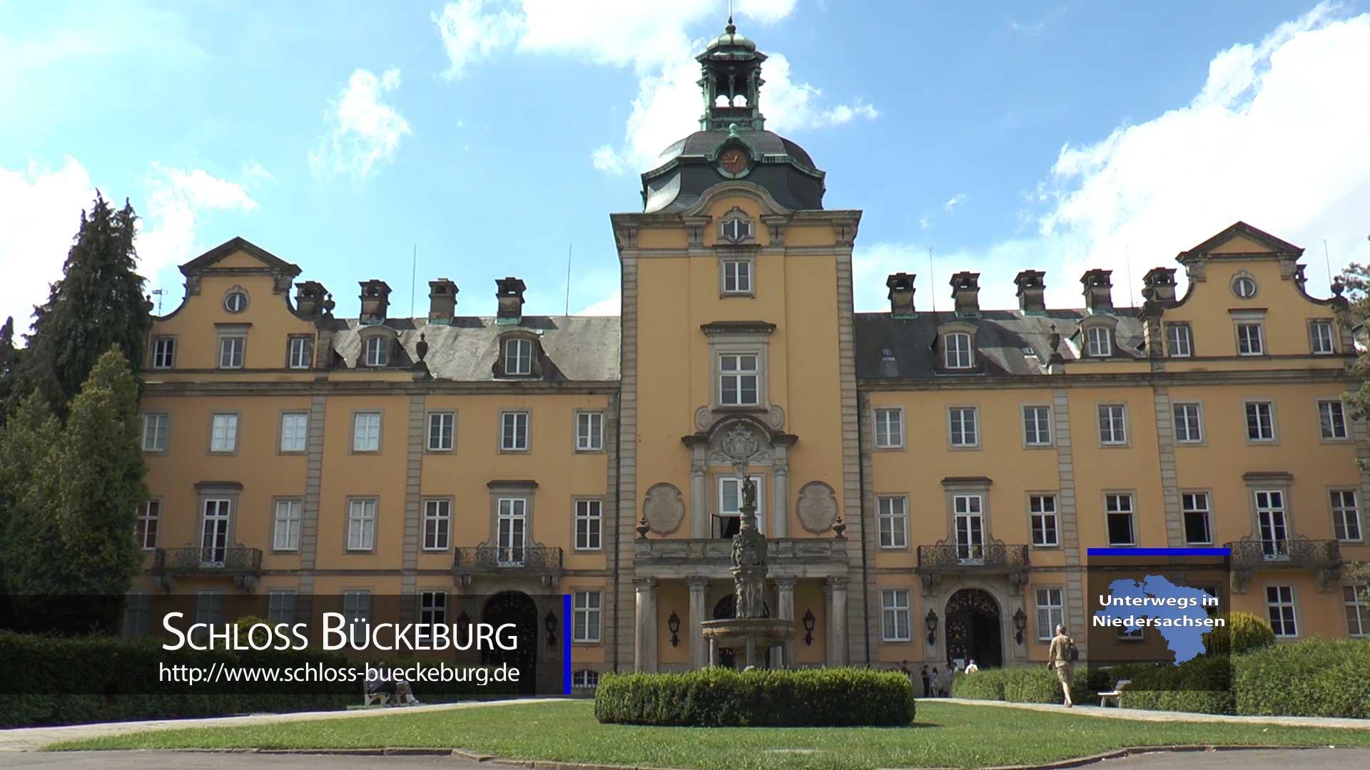 Bückeburg im Weserbergland